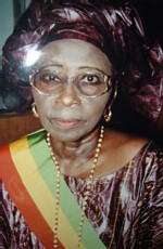 F. Ndiaye Sow