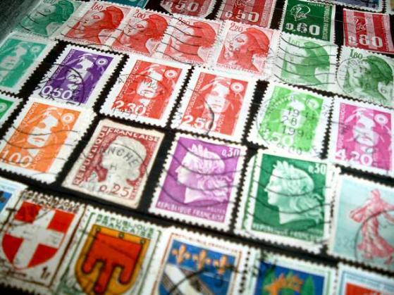 timbres_francais