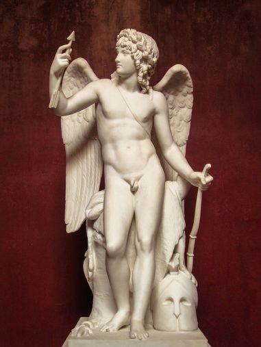 Bertel_Thorvaldsen_-_Cupid