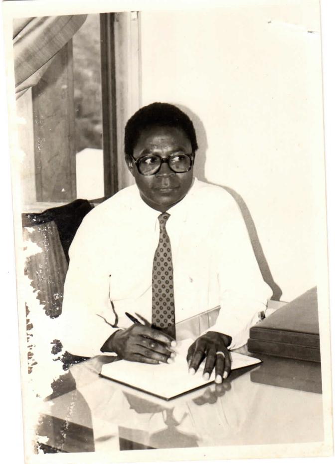 J. Ambassa