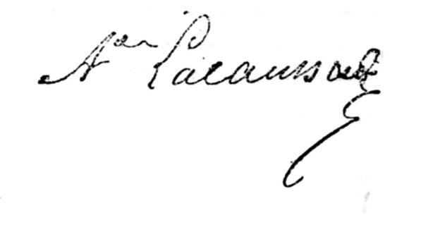Signature_Auguste_Lacaussade