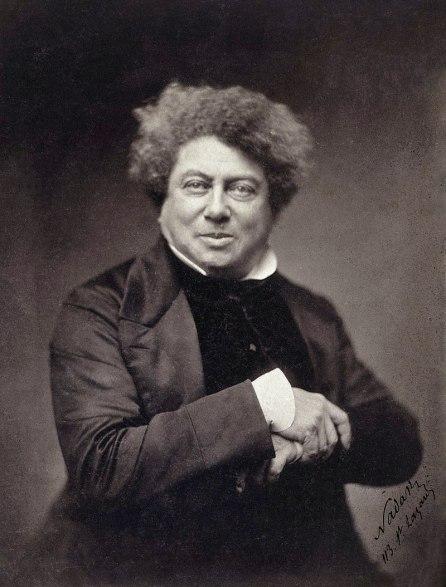 A. Dumas père