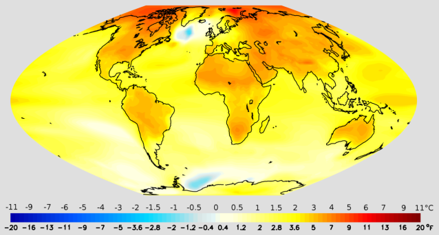 Projected_change_in_annual_mean_surface_air_temperature_from_the_late_20th_century_to_the_middle_21st_century,_based_on_SRES_emissions_scenario_A1B.png