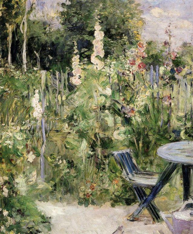 800px-Morisot_Rose_Trémière